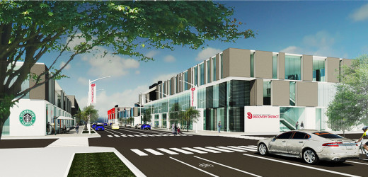 USD_DD_Rendinger_W_Nobel Street first multi-tenant research facilities